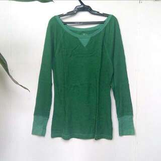 Green Pullover / Sweater