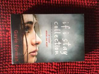 If I Stay by Gayle Forman (Boxed set)