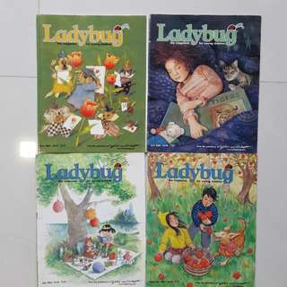 Ladybug - the magazine for young children