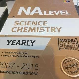 NA Combine Sci Chemistry