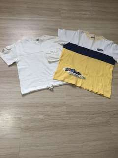 Cerisis boy shirts in bundle