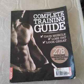 complete training guide.Most complete effective exercises.i using this when im working as fitness trainer and very helpful