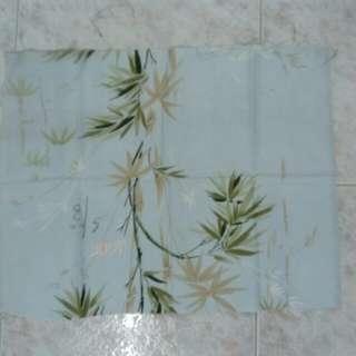 New retro curtain fabric piece