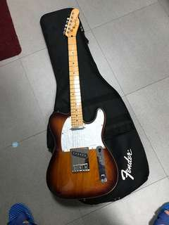 🚚 Fender telecaster made in usa