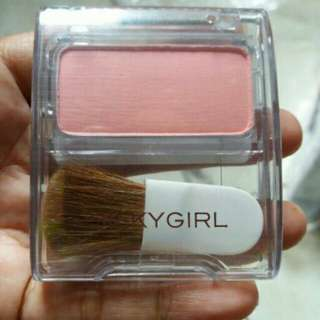 [NEW!] SILKYGIRL SILKY GIRL BLUSH ON HOURS 03 FLASHING ROSE
