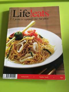 Life!eats - A Guide to Singapore's Best Food Places