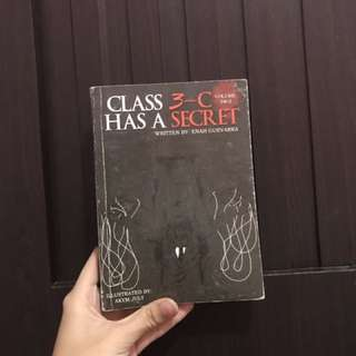 Class 3-C has a secret volume 2