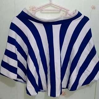 Skater Skirt Stripes