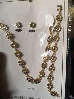 Necklace, jewelry