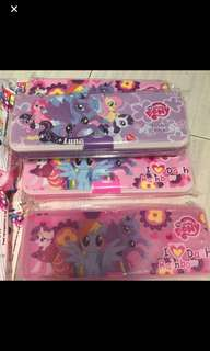 My Little Pony pencil box brand new