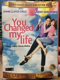 Sarah Geronimo : You Changed My Life with John Lloyd Cruz