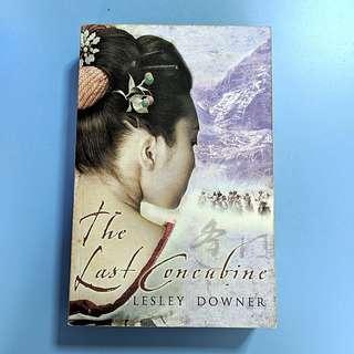 The Last Concubine Book