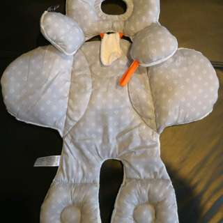 BenBat baby head and body support