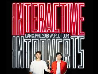 Dan & Phil 2018 World Tour Interactive Introverts