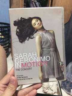 Sarah Geronimo : In Motion