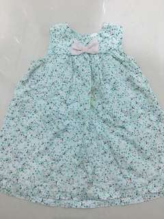 Baby Flower Printed Dress