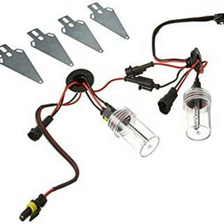 Xenon HID Lights Conversion Kit