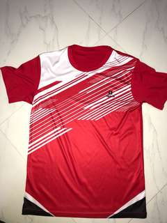 Apacs Red Jersey