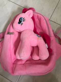 Kids Bag Pinky Pie MLP