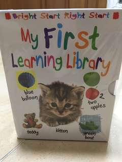 My First Learning Library