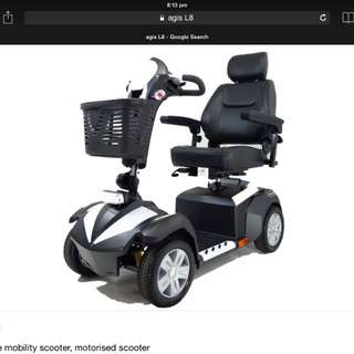 Agis L8 Mobility scooter for sale (new!)