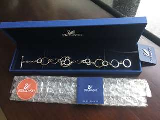 Swarovski bracelet 米奇手鏈