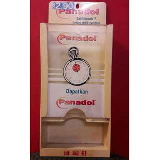 Vintage Panadol box collectible