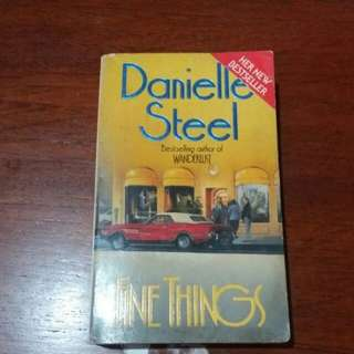 Novel Preloved Bhs Inggris FINE THINGS