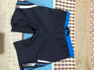 Rash guard and short for 4 years old