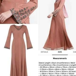 Zalia Dress new with tag