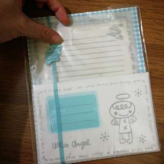 (Include Pos) Artwork Envelopes and Papers
