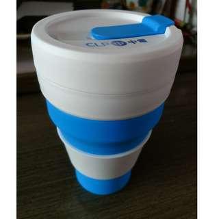 矽膠伸縮杯