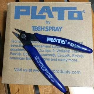 Tang Potong Plato / Wire Cutter Micro Nipper