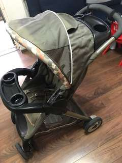 Graco FastAction Classic