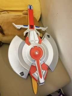變形金鋼玩具劍盾套裝 cosplay