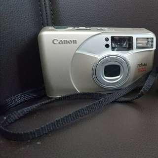 Canon Prima DF-800 Zoom Camera