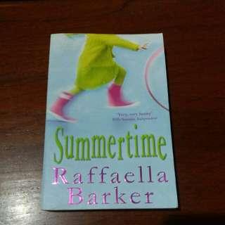 Novel Preloved Bhs Inggris SUMMER TIME