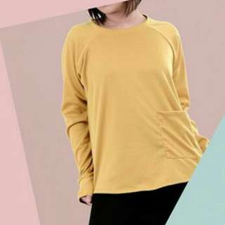 HTP PULL-OVER TOP