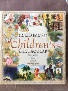 Children's Spectacular 12CD Box Set