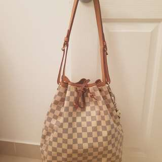 Authentic Louis Vuitton Damier Azur Noe