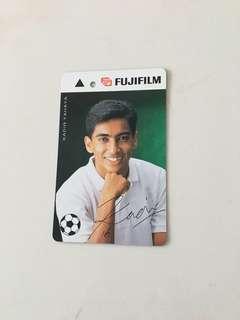TransitLink Card - Kadir Yahaya (Fujifilm)