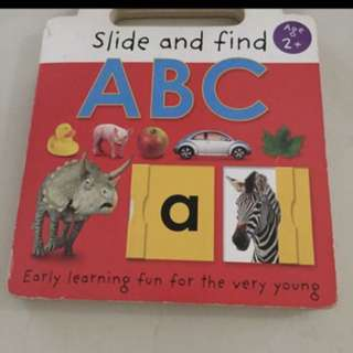 Play And Learn ABC It Can Slide