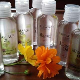 Massage Oil Blends