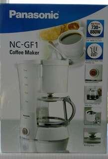 Brand New Panasonic Coffee Maker