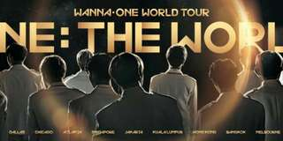 Wanna One World Tour KL - Ticketing Service