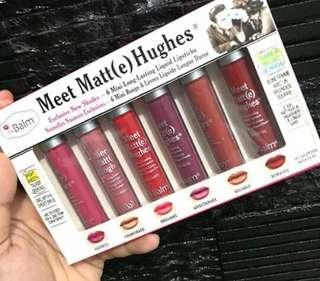 Meet Matte Huge Lip Paint