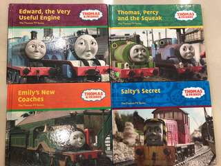 [Hardcover] Thomas and friends books