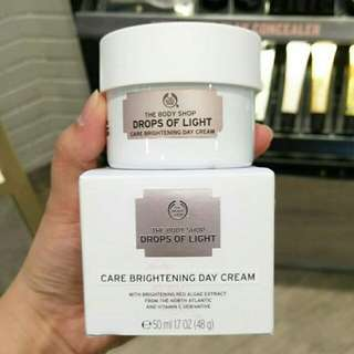 The Body Shop DOL DAY CREAM