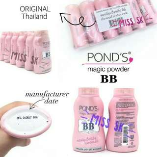 BB Powder Ori Thailand