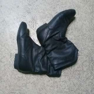 Negotiable! Cougar pointed boots